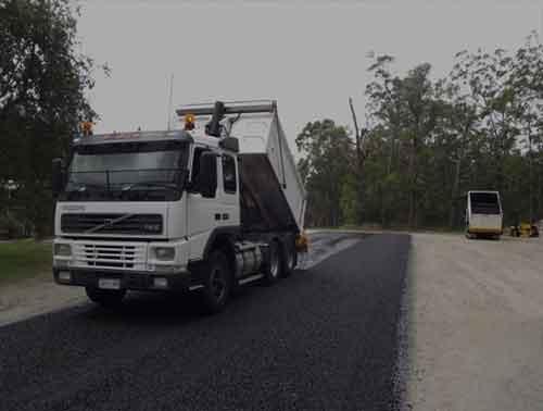 spreader truck